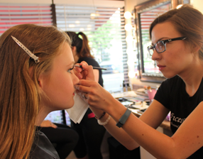 Professional Makeup Artist School